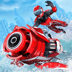 限时免费《激流GP:叛徒》iOS / Android 数字版 狂飙摩托艇