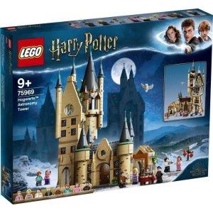 Lego满€99减€10® Harry Potter™ 75969 霍格沃茨天文塔