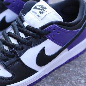 """1月23日发售 定价£89.95Nike Dunk Low  """"Court Purple"""" 恶人紫配色 确认即将发售"""