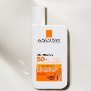 6.7折!防晒喷雾£9可预定La Roche-Posay Anthelios SPF50   理肤泉防晒 UK打折汇总
