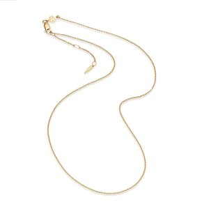 MissomaLong Plain Chain Necklace