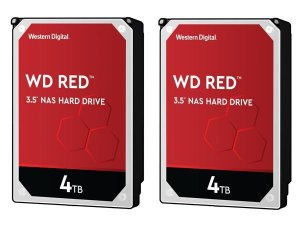 $199.992 x WD Red 4TB NAS Hard Disk Drive