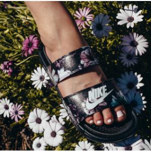 1a6da71e7 Nike Benassi Duo Ultra Slide Womens Slide Sandals - Dealmoon