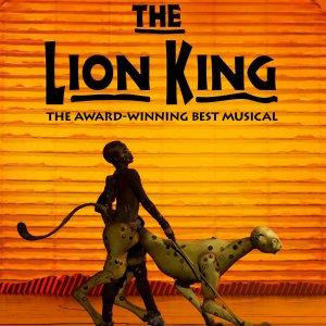 £42起 领略舞台上的迪士尼经典The Lion King狮子王 经典音乐剧让你大饱眼福