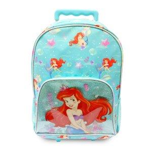 DisneyAriel Rolling Backpack –The Little Mermaid – Personalized | shopDisney
