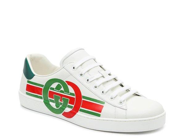 男士双G鸳鸯色运动鞋