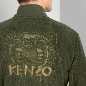 5折!超值收kenzo高品质刺绣浴袍KENZO 男女情侣浴袍热卖 品质生活的投资