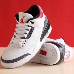 锁定8月27日 定价€199.99新品预告:NIKE官网 Air Jordan 3 单宁火焰红 本周四发售