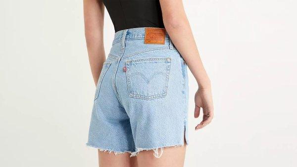 501® 款牛仔短裤
