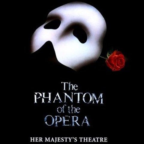 £31起 现场聆听熟悉的旋律歌剧魅影The Phantom of The Opera 去伦敦西区看最经典的戏