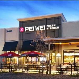 BOGO FreePei Wei  Small or Regular Entree Online Orders