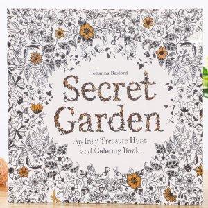 全场额外8.5折 $6收城市风光成人世界の秘密 把它偷偷涂在画册中 会不会开出一朵小红花?