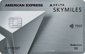 Limited Time Offer: Earn 90,000 bonus miles. Terms Apply.Delta SkyMiles® Platinum American Express Card