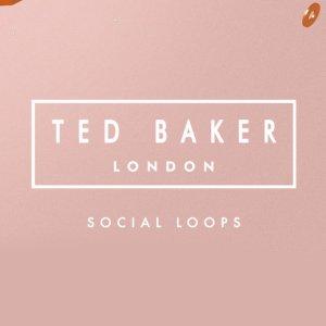 低至5折+额外9折即将截止:Ted Baker 英伦轻奢品牌,时尚贵族最爱