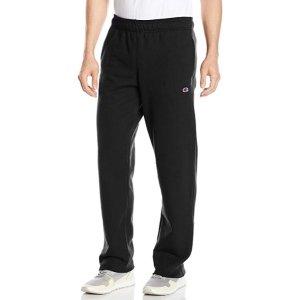 $15.57(原价$40)Champion Powerblend 男款抓绒运动长裤 多色可选