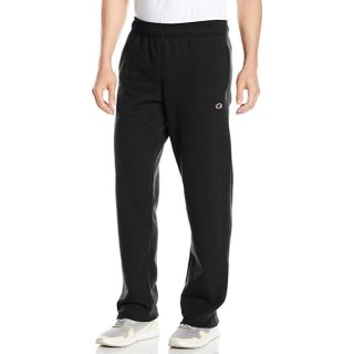 $15.57Champion Men's Powerblend Open Bottom Fleece Pant