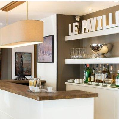 双人间£61/晚起住 含早餐巴黎3星级酒店热促 15分钟走路到铁塔