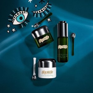 Extended: Dealmoon Exclusive Receive the Small Miracles Collection(value$164.4)with $200+ purchase+Spend $350, get $50 Off, Spend $500, Get $100 Off with The Eye Treatments purchase  @ La Mer