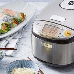 $67起Amazon 精选 Zojirushi 象印电饭煲和电热水壶等特价热卖