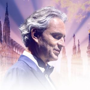 可看直播回放意大利盲人男高音歌唱家安德烈·波切利 米兰大教堂无观众音乐会