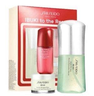 Ibuki to the Rescue Starter Kit - Shiseido   Sephora