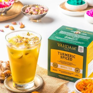 Up to 40% Off + Extra 10% OffDealmoon Exclusive: Vahdam Teas Father's Day Promotion