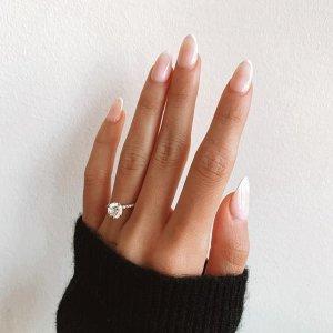 8折Blue Nile 绝美钻石首饰热卖  钻石戒指$340