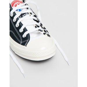 ConverseChuck 70 双面拼接帆布鞋