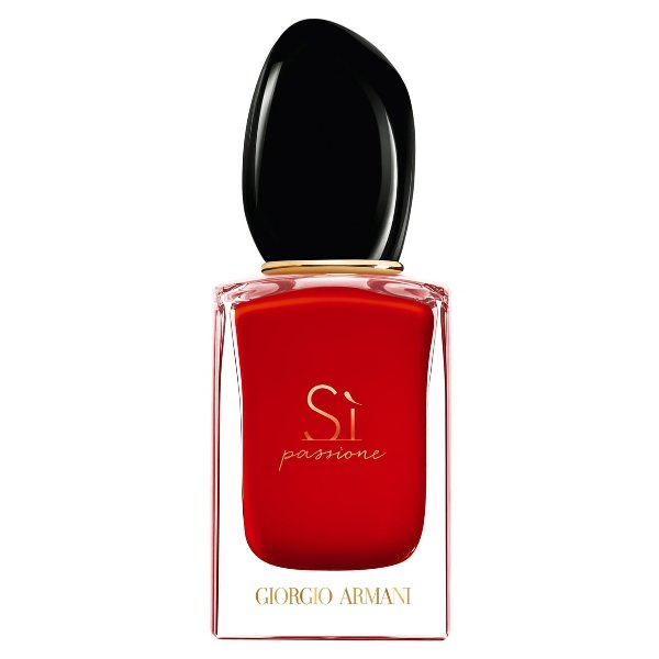 红色挚爱香水