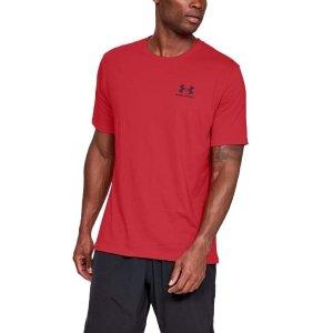Under Armour Men's Sportstyle Left Chest Short Sleeve T-shirt