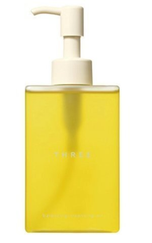 Amazon.com : THREE Balancing Cleansing Oil 200ml : Beauty
