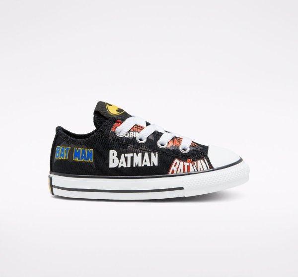 婴儿 蝙蝠侠合作鞋
