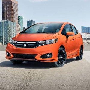 北美本田停产多款车型再见 Honda Fit, Civic Coupe 将告别北美市场