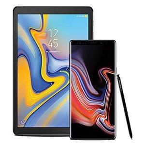 买就送Galaxy Tab A平板Samsung Galaxy Note 9 促销 512GB皇帝版好价