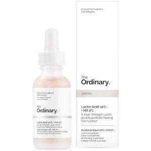 The OrdinaryLactic Acid 10% + HA 2% 乳酸去角质