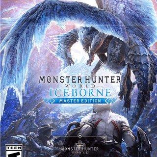 $49.99 (原价$59.99)《怪物猎人世界 冰原 大师版》Xbox One / PS4 实体版