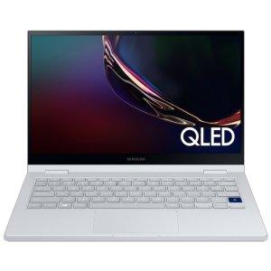 $424.99 学生福利Samsung Galaxy Book Flex α QLED超极本 (i5-10210U, 8GB, 256GB)