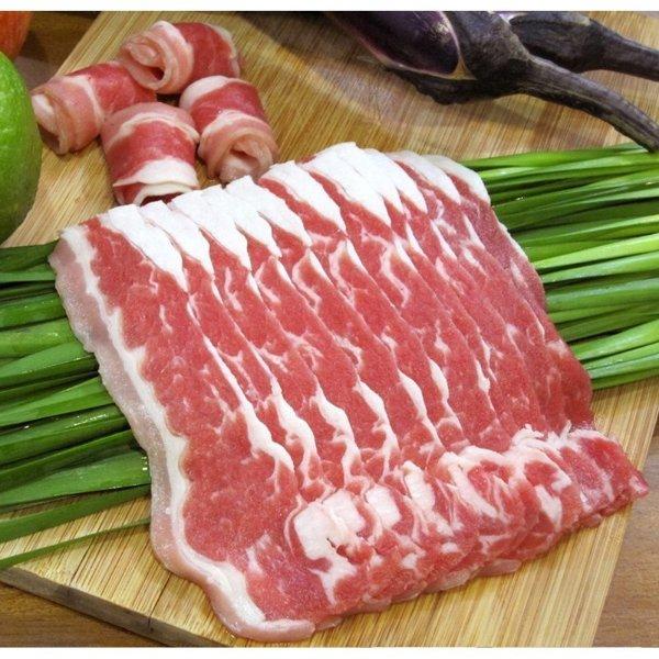 猪肉片 1lb