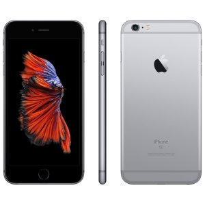 iPhone 6s plus Straight Talk 预付费版 32GB 深空灰色