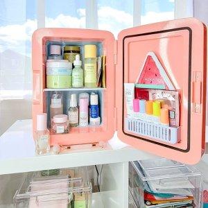 无门槛8.5折Facetory 面膜套装热卖 搭配专用小型冰箱存储面膜