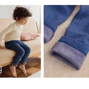 2件则$14.9 性价比超高Uniqlo 婴儿包臀衫套装、抓绒打底裤优惠限时特卖 $9.9/件
