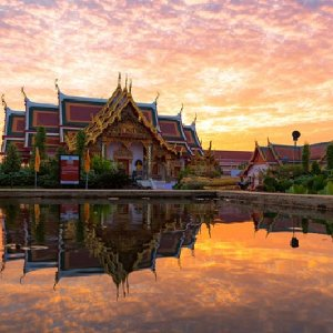 Round-trip From $740 (tax incl.)A Pilgrimage to South East Asian Buddhism