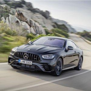 """429马力 """"亲民版""""AMG2021 Mercedes-Benz E53 AMG 高性能版"""