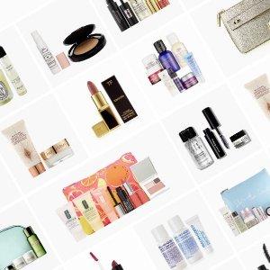 超值品牌好礼汇总Nordstrom 护肤美妆产品满额赠好礼 收超值套装 春季新品