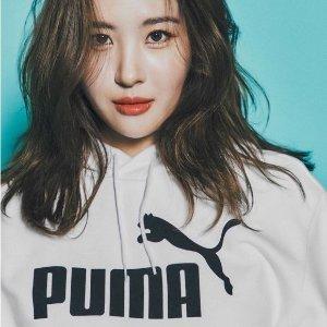 Puma宣美同款卫衣
