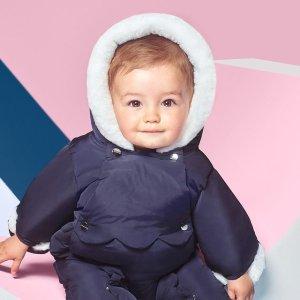 全场5折 宝宝时尚单品俱全Jacadi官网 新年大促 法国儿童时装NO.1 超多明星宝宝衣柜专属