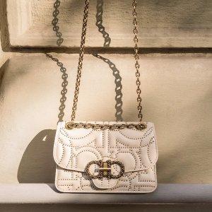 低至6折 $500+收蝴蝶结相机包Gilt 菲拉格慕美鞋美包专场