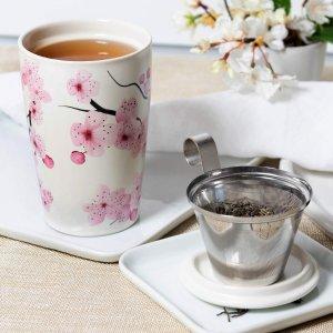 $13.92Tea Forte Kati Cup Ceramic Tea Infuser Cup