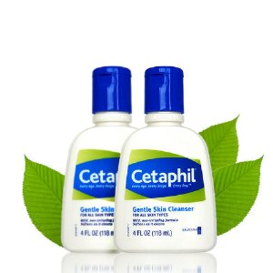 6.2折起+额外9折Cetaphil 护肤产品 收温和洁面、全身保湿