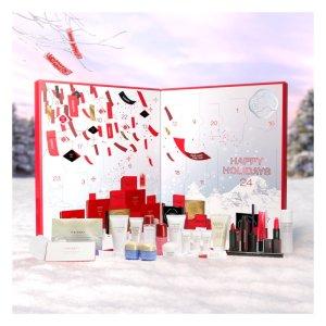 限时9折+送粉底液Shiseido 资生堂 2020圣诞日历 总价值超过300欧